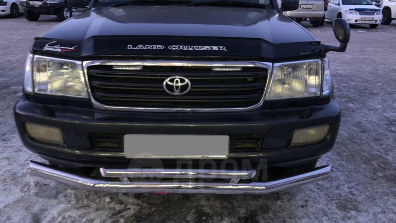 Toyota Land Cruiser, 2003 год, 1 250 000 руб.