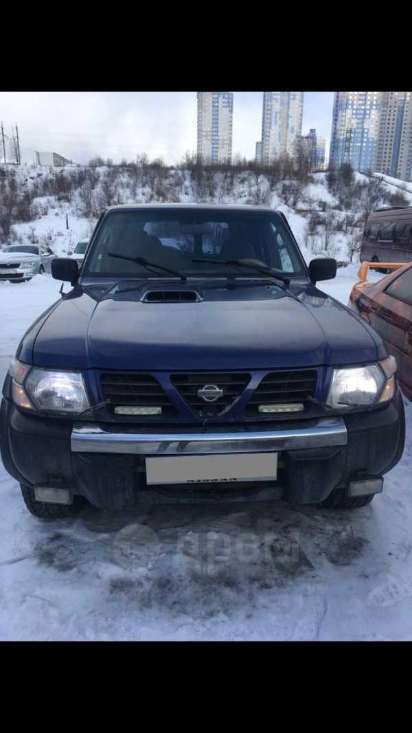 Nissan Patrol, 1998 год, 355 000 руб.
