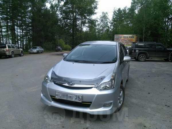 Toyota Wish, 2006 год, 610 000 руб.