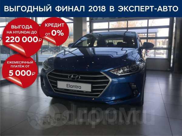 Hyundai Elantra, 2018 год, 1 180 000 руб.