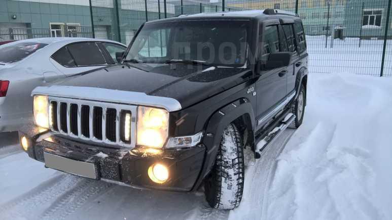 Jeep Commander, 2008 год, 858 000 руб.