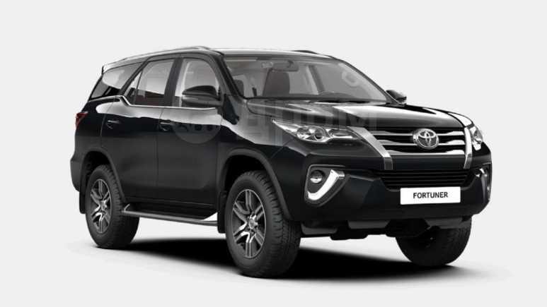 Toyota Fortuner, 2018 год, 2 386 000 руб.