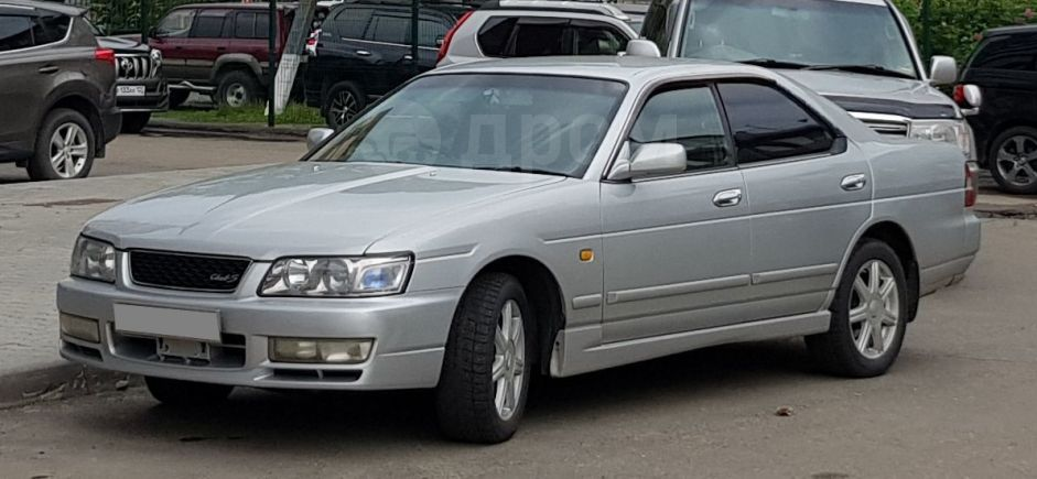 Nissan Laurel, 2001 год, 350 000 руб.