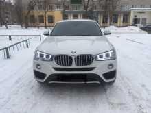 Липецк BMW X4 2016