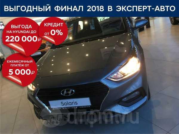 Hyundai Solaris, 2018 год, 899 000 руб.