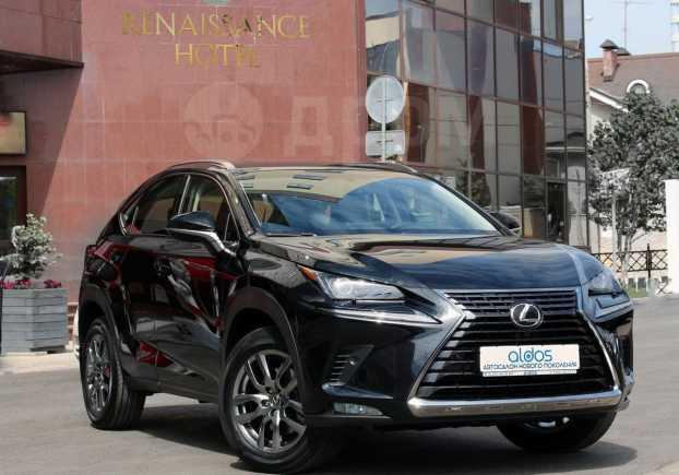 Lexus NX300, 2019 год, 2 708 000 руб.