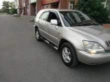 Черногорск RX300 2001