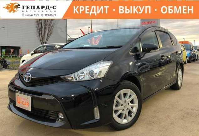 Toyota Prius a, 2015 год, 945 000 руб.
