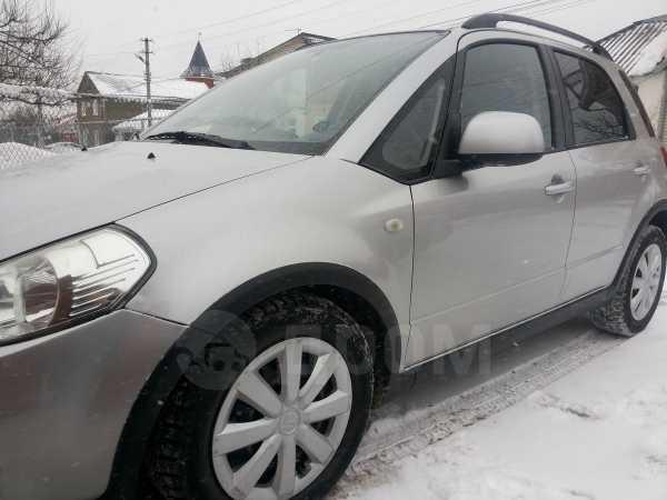 Suzuki SX4, 2009 год, 419 191 руб.