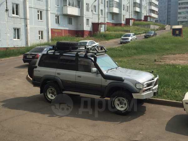 Toyota Land Cruiser, 1994 год, 590 000 руб.