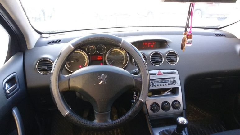Peugeot 308, 2008 год, 245 000 руб.