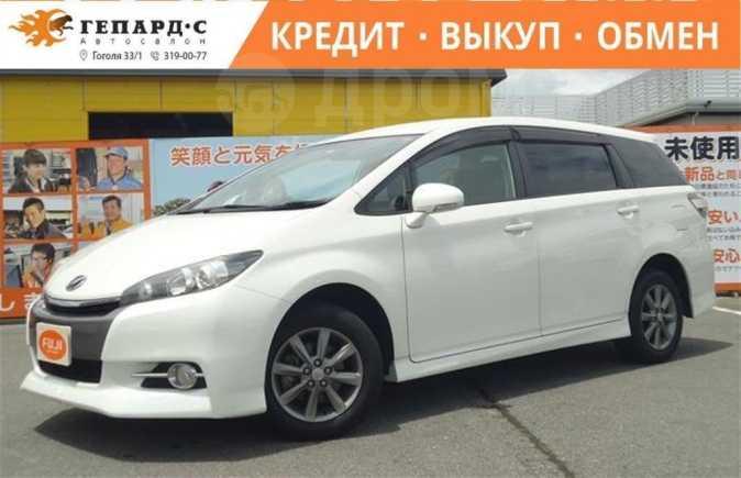 Toyota Wish, 2014 год, 855 000 руб.