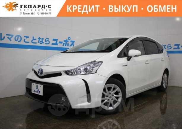 Toyota Prius a, 2015 год, 885 000 руб.