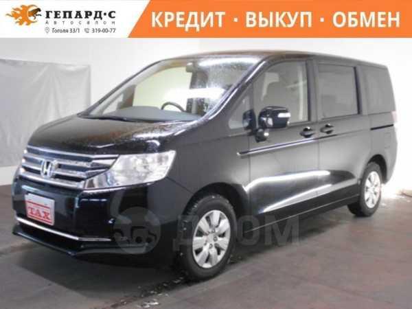 Honda Stepwgn, 2014 год, 895 000 руб.