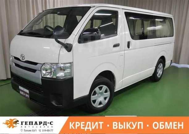 Toyota Hiace, 2015 год, 1 470 000 руб.