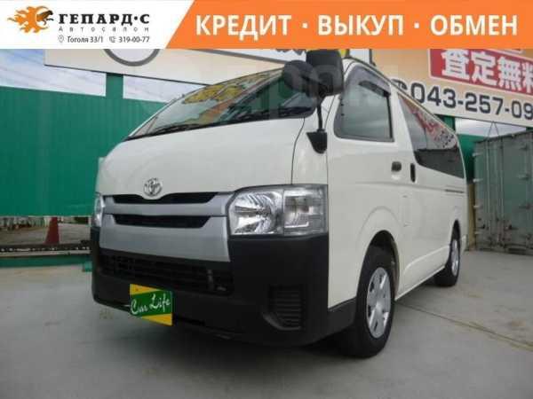 Toyota Hiace, 2015 год, 1 500 000 руб.