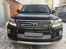 Омск Lexus LX570 2013
