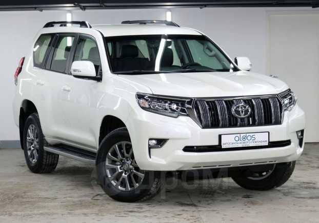 Toyota Land Cruiser Prado, 2019 год, 3 615 000 руб.