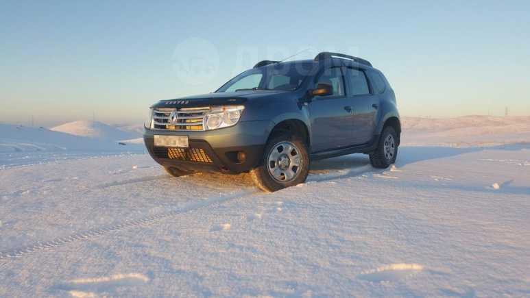 Renault Duster, 2012 год, 490 000 руб.