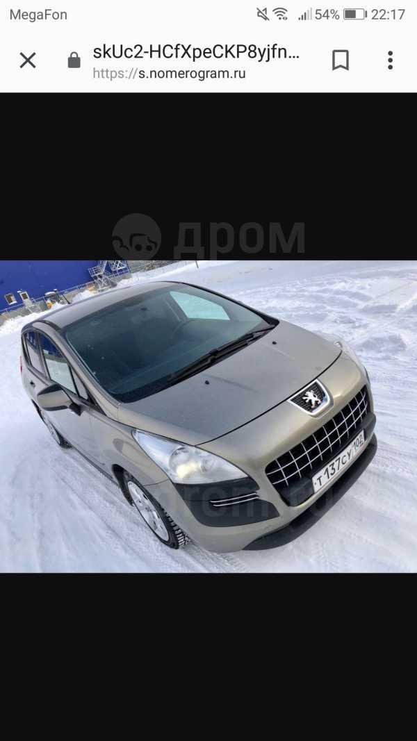 Peugeot 3008, 2011 год, 370 000 руб.