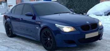 BMW M5, 2007 г., Омск