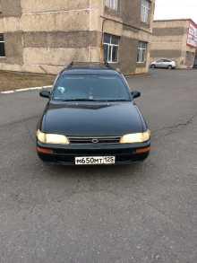 Спасск-Дальний Corolla 1996