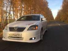 Бородино Corolla Runx 2002