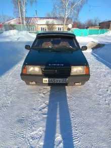 Барнаул 2109 2001
