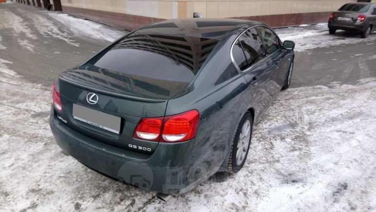Lexus GS300, 2007 год, 725 000 руб.