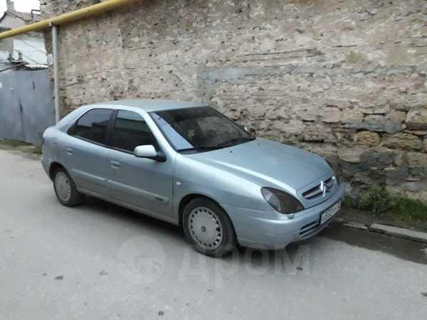 Citroen Xsara, 2002 год, 210 000 руб.