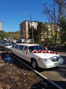Владивосток Town Car 2001