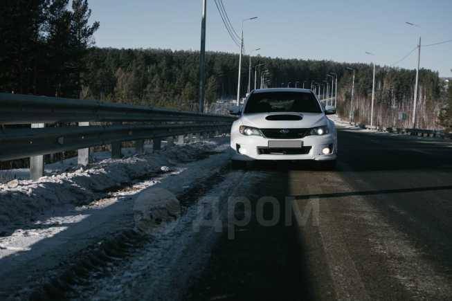 Subaru Impreza WRX STI, 2008 год, 599 000 руб.