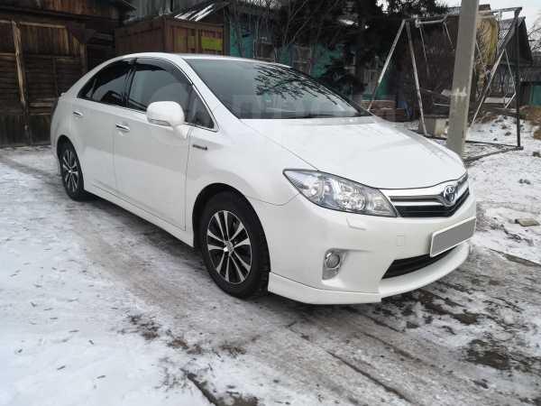 Toyota Sai, 2011 год, 980 000 руб.