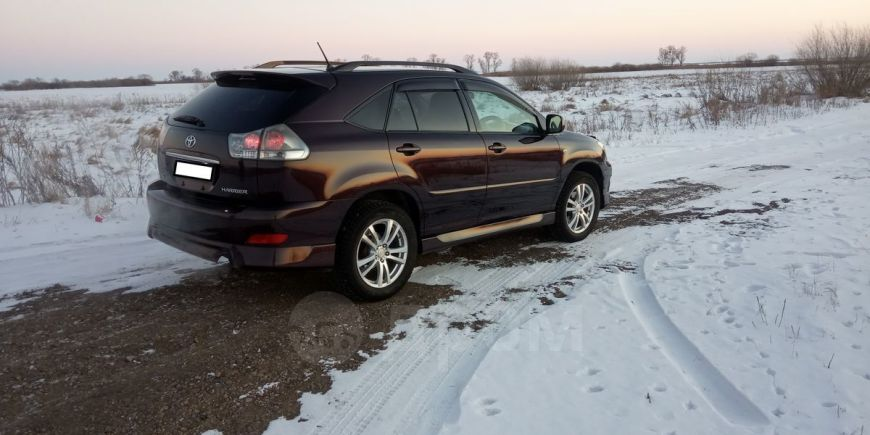 Toyota Harrier, 2004 год, 935 000 руб.