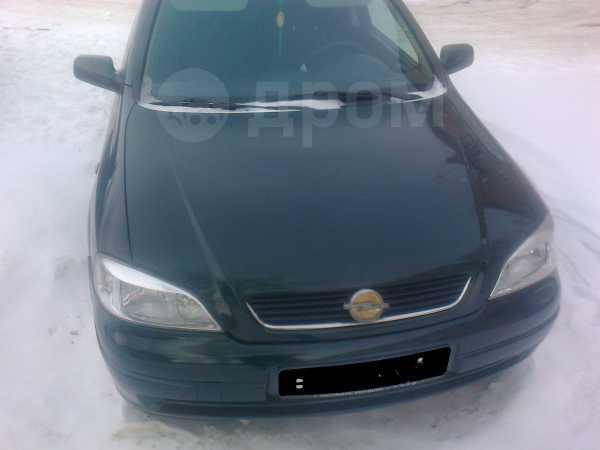 Opel Astra, 1999 год, 119 000 руб.