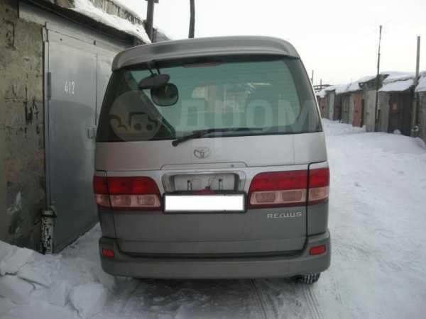 Toyota Regius, 2001 год, 450 000 руб.