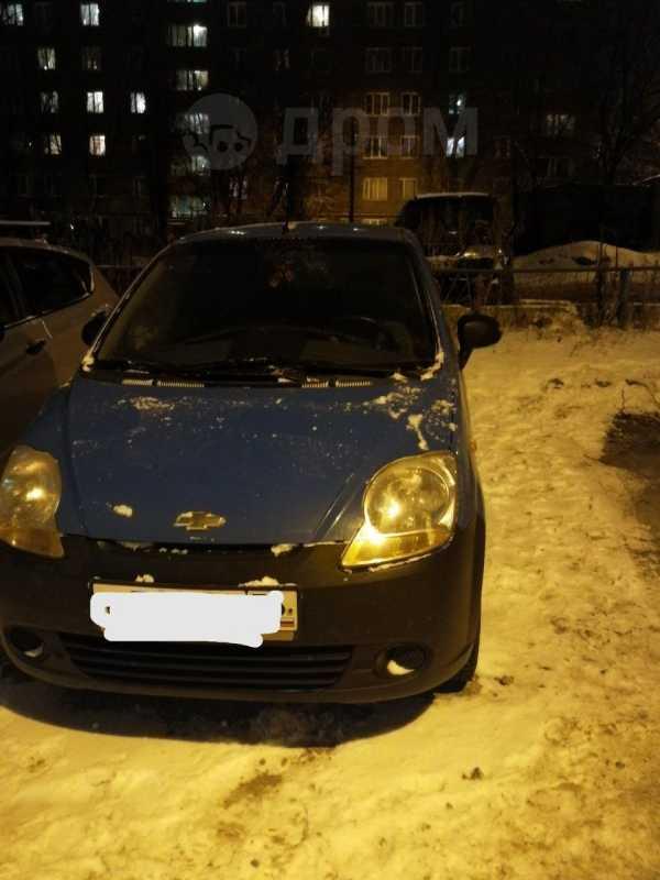 Chevrolet Spark, 2006 год, 155 000 руб.