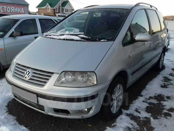 Volkswagen Sharan, 2001 год, 245 000 руб.