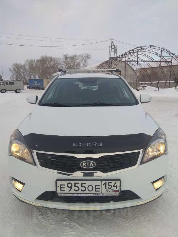 Kia cee'd, 2011 год, 530 000 руб.