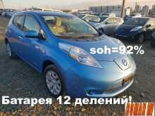 Владивосток Leaf 2015