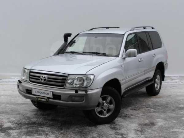 Toyota Land Cruiser, 2007 год, 1 369 800 руб.