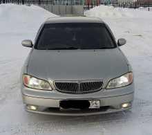 Новосибирск Cefiro 2001