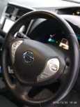 Nissan Leaf, 2014 год, 780 000 руб.