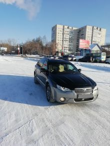 Барнаул Outback 2006