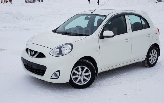 Nissan March, 2015 год, 475 000 руб.