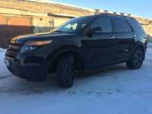 Ангарск Ford Explorer 2013