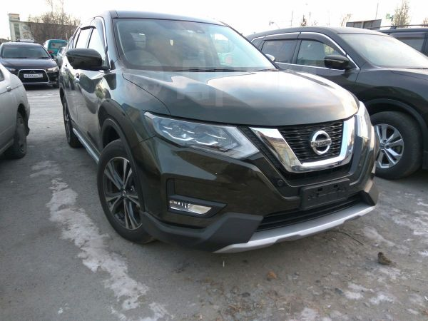 Nissan X-Trail, 2017 год, 1 500 000 руб.