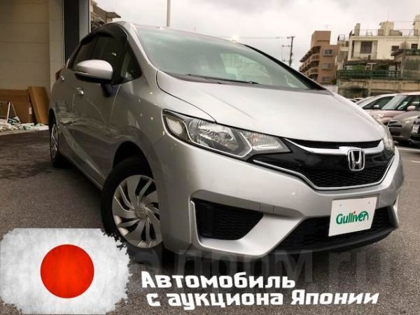 Honda Fit, 2016 год, 600 000 руб.