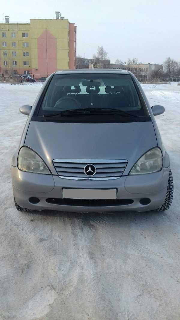Mercedes-Benz A-Class, 1999 год, 140 000 руб.
