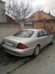Mercedes-Benz S-Class, 2002 год, 455 000 руб.